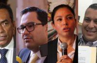 Conoce los perfiles de los aspirantes a la Fiscalía Regional