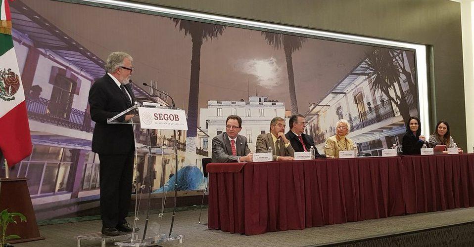 Ofrece Segob disculpa pública a Lydia Cacho