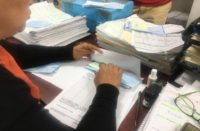 Con descuentos llegan cheques a maestros