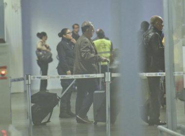 """Gerardo """"Tata"""" Martino llega a CDMX"""