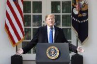 Confirma Trump que plan sobre tercer país seguro se incluye en acuerdo con México