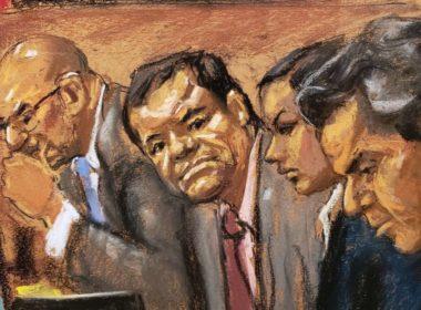 Despide El Chapo a un abogado de su defensa