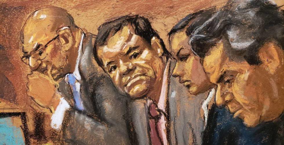 Apelarán sentencia de El Chapo