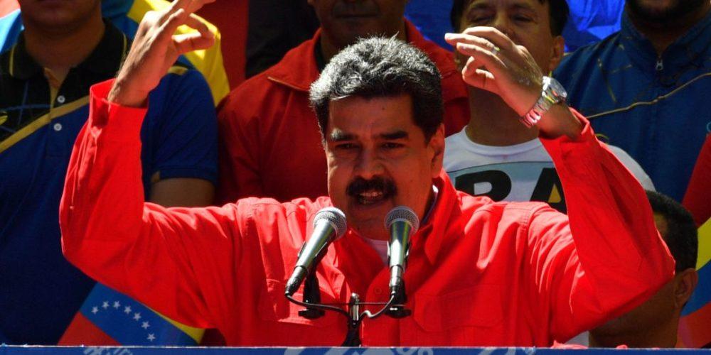 Reafirma Maduro disposición para dialogar con oposición