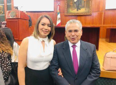 Reconoce Yarabí Ávila esfuerzos del Poder Judicial para una justicia cercana a los michoacanos