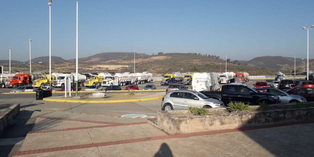 Llegan 2 millones de litros de combustible a Morelia