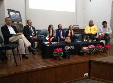 El INAH, su trabajo en la historia y cultura de Michoacán