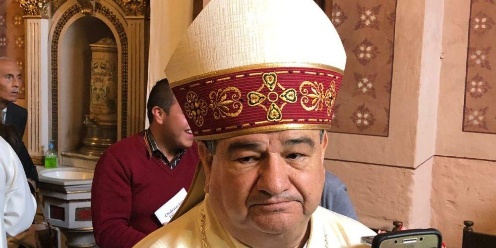 Continúan enfrentamientos entre grupos delincuenciales: arzobispo