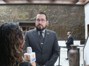 Convoca Humberto González erradicar violencia y garantizar seguridad a las mujeres