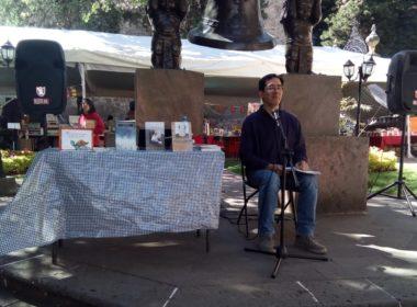 """""""De tu ausencia y otros versos"""", una imagen de las mujeres en mi vida: Eduardo González"""