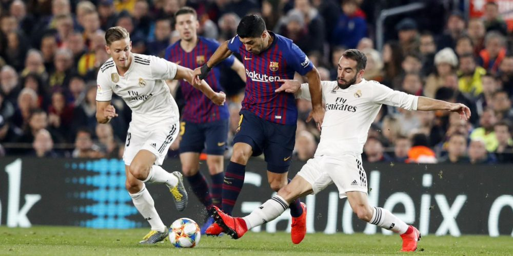 Real Madrid se lleva valioso empate ante Barcelona
