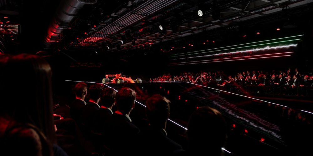 El nuevo Ferrari SF90; a reconquistar la F1