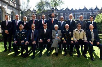 Respaldan gobernadores priistas la Guardia Nacional