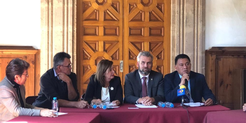 Morena buscará que Fiscalía sea garante de participación ciudadana