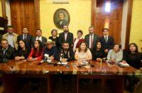 Con alianza, suman 18 diputados locales para la 4T
