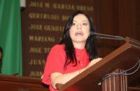 Llama Adriana Hernández a conformar una Fiscalía fuerte para Michoacán