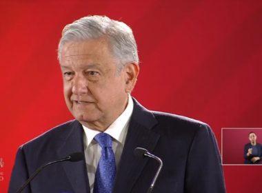 Llama AMLO a senadores del PAN y PRI aprobar la Guardia Nacional