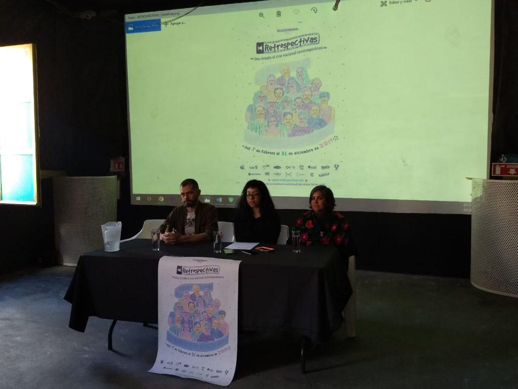 """Morelia sede del proyecto """"Retrospectivas, una mirada al cine nacional contemporáneo"""""""