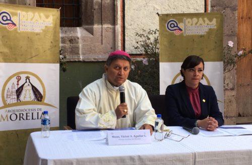 En Michoacán Iglesia Católica sin denuncias por abuso infantil