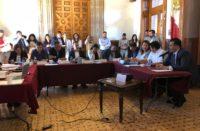 Aspirantes solicitan certeza jurídica en el proceso de elección de fiscal