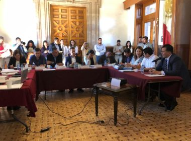 Inician comparecencias para elegir fiscal de Michoacán