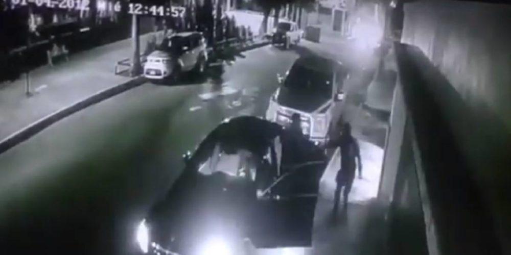 Ejecutan a empresario en Aguascalientes (video)