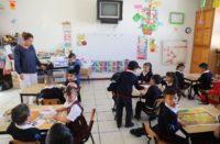 Tras un mes de inactividad este lunes al 100 % escuelas en Michoacán