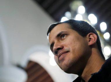 Maduro tiene miedo a arrestarme: Guaidó