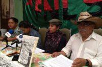 Se deslinda FNLS de acusaciones de bloqueo en vías férreas