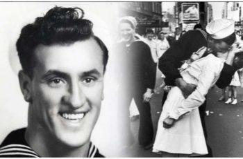 Muere marinero de la icónica foto del beso en Times Square
