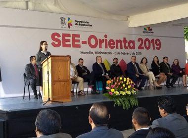 10 mil alumnos se verán beneficiados con el arranque de SEE-Orienta 2019