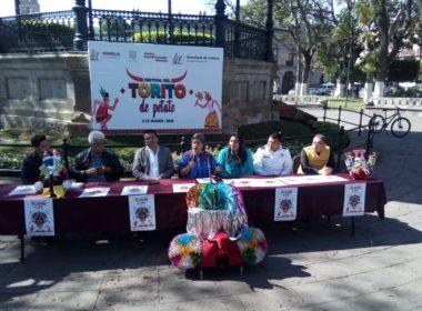 91 cofradías participarán este sábado en el Festival del Torito de Petate