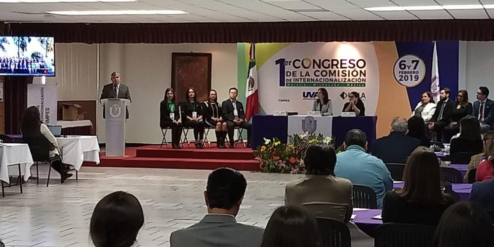 UVAQ y UNLA dan por terminado el Primer Congreso de la Comisión de internacionalización