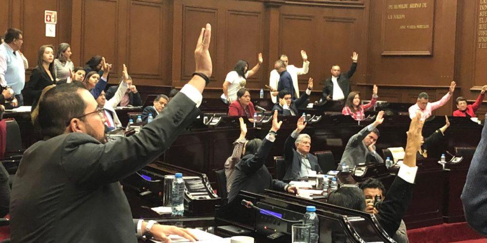 Aprueba LXXIV Legislatura por unanimidad la Guardia Nacional