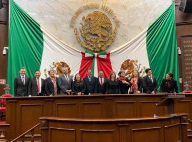 Avala GP de Morena reinstalación del Sistema Nacional de Búsqueda de Personas