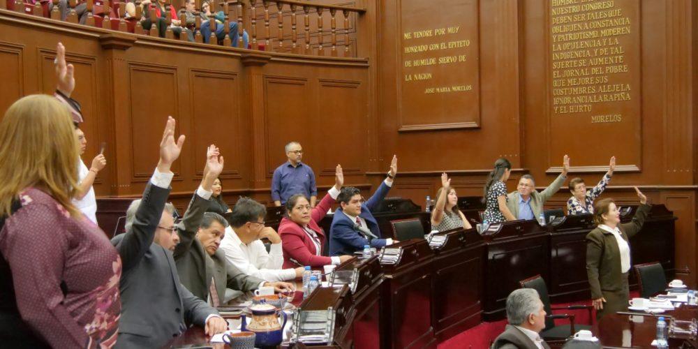 Responder a demandas ciudadanas, trabajo de diputados de Morena rumbo a cierre del Año Legislativo