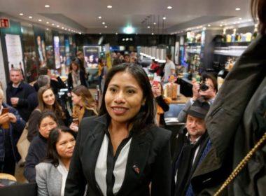 Yalitza Aparicio viaja a Suiza para apoyar a trabajadoras domésticas