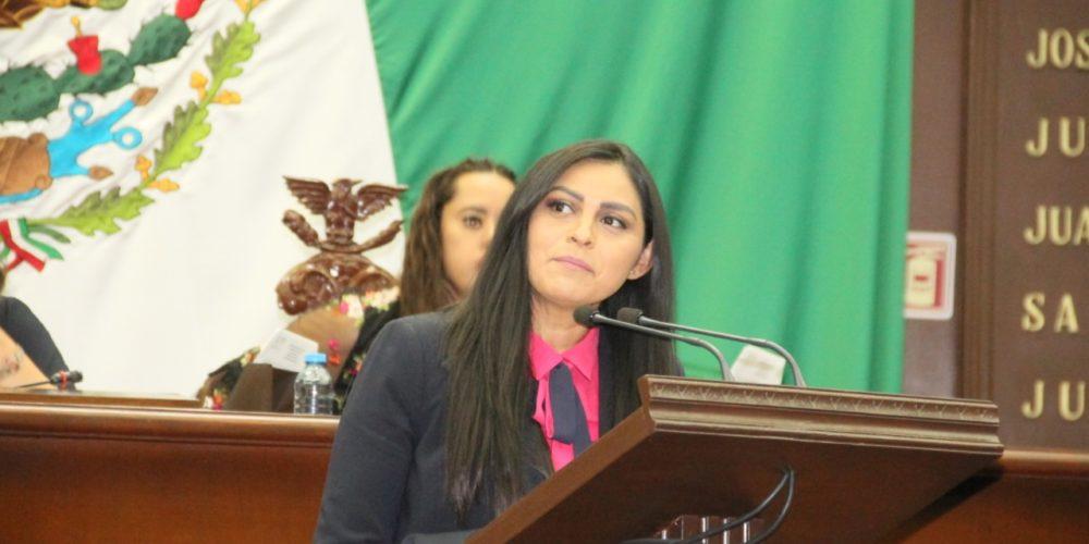 Araceli Saucedo propone incluir la violencia política en razón de género como causa de nulidad de elección