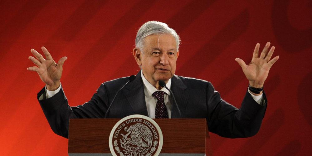 Cancela AMLO consulta para enjuiciar a expresidentes