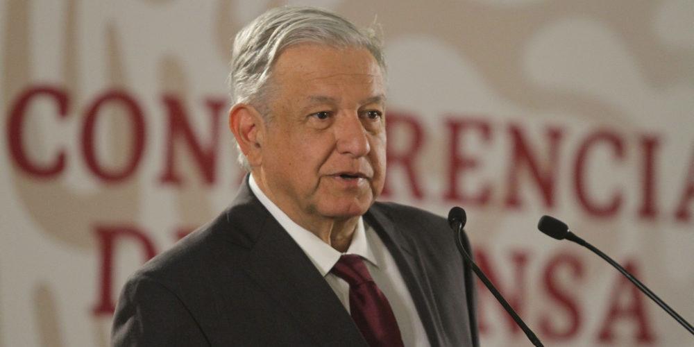 López Obrador firmará compromiso de no reelección