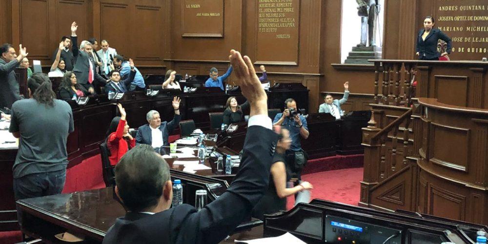 Diputados michoacanos eliminan impuestos ecológicos