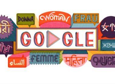 Celebra Google Día Internacional de la Mujer