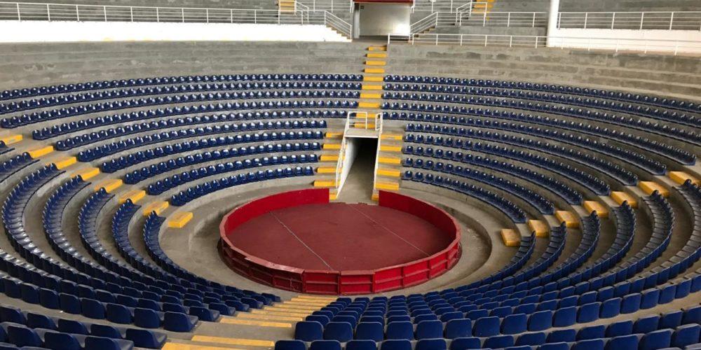El centro de espectáculos esta listo para abrir sus puertas al público