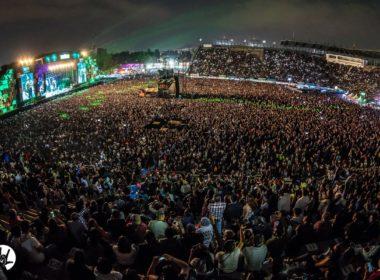 Vive Latino se viste de verde