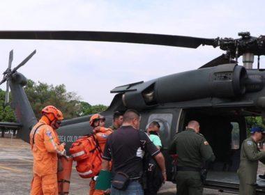 Fallece tripulación de aeronave en Colombia