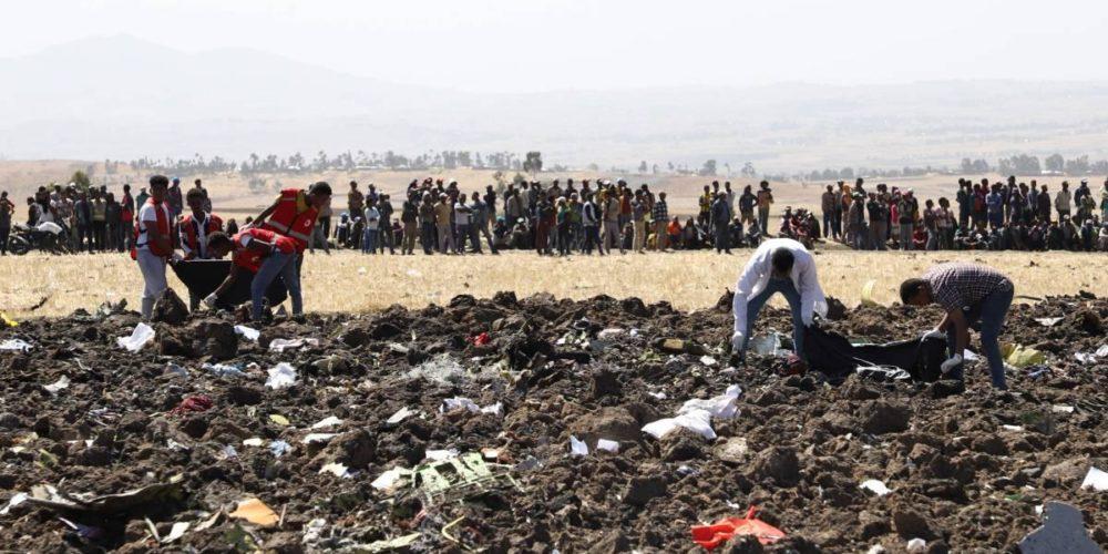 Confirman a mexicana entre pasajeros del accidente aéreo en Etiopía