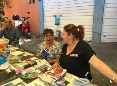 Federación impulsa plan emergente para mujeres y niños