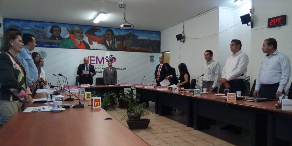 Aquí te decimos qué partidos políticos perdieron el registro en Michoacán