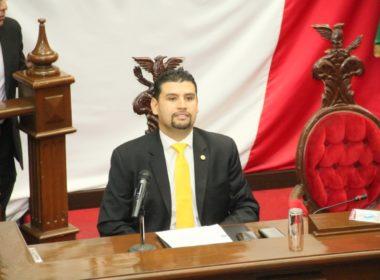 Aprueban reformas propuestas por Octavio Ocampo, se dará orden en desarrollo de sesiones del Congreso