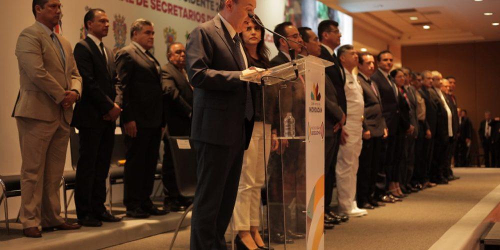 Combate a carteles no será a sus líderes, sino a sus finanzas: Alfonso Durazo